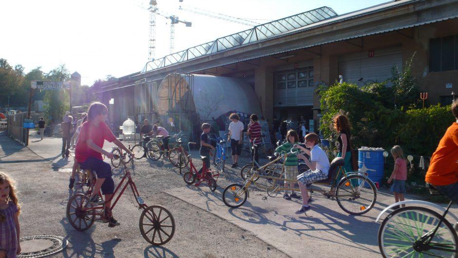 Spaßräder & Fahrradguerilla