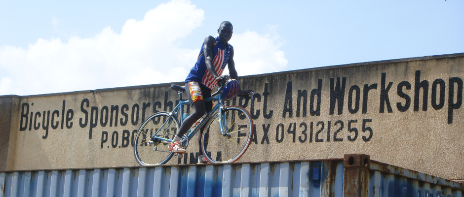Bicycle Sponsorship Uganda