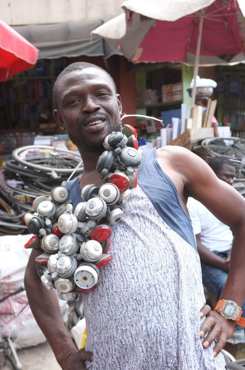 Accra – Bicycle Market