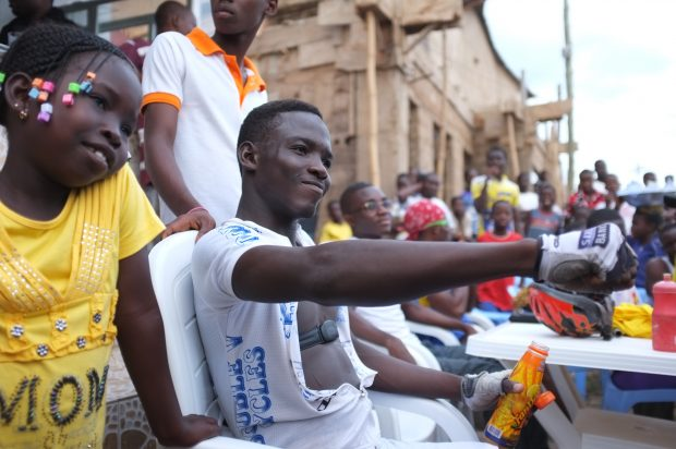 Rennradsport in Togo