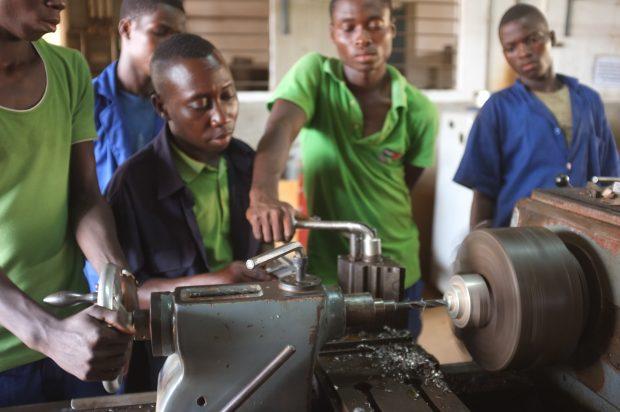 "Partnerprojekt ""Werkstatt guter Rat"", Kpalime – Togo"