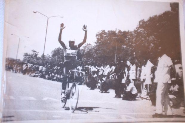 Kouka Zabre vs. Fausto Coppi