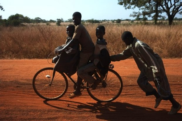 Les vélos burkinabés