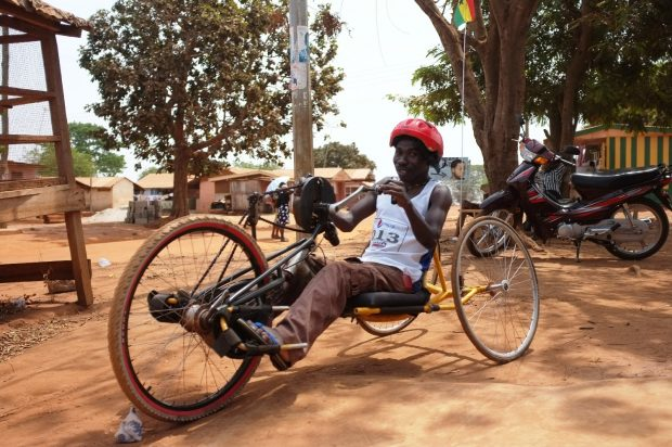 Pro-Link Partner Behindertenwerkstatt in Techiman