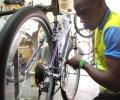 Ability Bikes: Vorbild-Werkstatt von Bikes Not Bombs