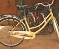 Westafrikas Bestseller: ein japanische Damenrad