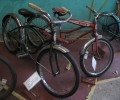 CESTA: Amigos de la Tierra El Salvador, Fahrradwerkstatt und -verkauf